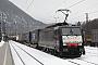 "Siemens 21518 - TXL ""ES 64 F4-113"" 22.01.2012 - KufsteinBrian Daniels"