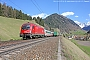 "Siemens 21525 - ÖBB ""1216 022"" 09.04.2011 - St. JodokRiccardo Fogagnolo"