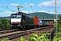 """Siemens 21649 - SBB Cargo """"ES 64 F4-159"""" 13.06.2014 - Gemünden (Main)Kurt Sattig"""
