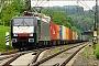 """Siemens 21650 - DB Schenker """"189 938-4"""" 28.05.2011 - AmstettenPeider Trippi"""