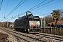 """Siemens 21650 - DB Cargo """"ES 64 F4-038"""" 23.12.2019 - Lentate sul Seveso (MB)Gabriele Fontana"""