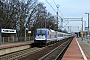 """Siemens 21664 - PKP IC """"5 370 005"""" 19.12.2015 - Poznan GarbaryPrzemyslaw Zielinski"""