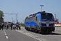"""Siemens 21831 - Adria Transport """"193 822"""" 25.04.2018 - Koper, Port of KoperRok Žnidarčič"""