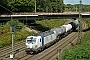 """Siemens 21903 - ecco-rail """"193 813"""" 26.09.2021 - Duisburg, Lotharstr.Thomas Dietrich"""