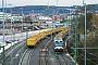 """Siemens 21950 - DB Fahrwegdienste """"193 601-2"""" 12.01.2016 - Stuttgart, Bahmhof NordManfred Knappe"""