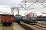 """Siemens 21971 - PKP Cargo """"EU46-501"""" 04.02.2016 - Czechowice DziedziceLukasz Lacek"""