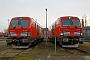 "Siemens 22004 - DB Cargo ""247 906"" 03.02.2017 Leipzig-Engelsdorf,Bahnwerk [D] Andreas Pusch"