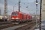 """Siemens 22004 - DB Cargo """"247 906"""" 02.02.2017 Leipzig-Engelsdorf [D] Marcus Schr�dter"""