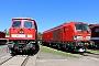"""Siemens 22004 - DB Cargo """"247 906"""" 27.05.2017 Weimar [D] Thomas Wohlfarth"""