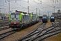 """Siemens 22040 - BLS Cargo """"401"""" 23.10.2016 - Basel, Badischer BahnhofHolger Grunow"""