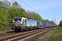 """Siemens 22040 - BLS Cargo """"401"""" 27.04.2021 - WaghäuselWolfgang Mauser"""