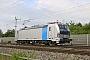 """Siemens 22055 - Railpool """"193 825"""" 06.07.2016 - München-AllachTimothée Roux"""