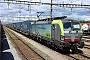 "Siemens 22068 - BLS Cargo ""407"" 19.05.2021 - Basel, RangierbahnhofTheo Stolz"