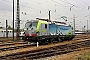 "Siemens 22072 - BLS Cargo ""411"" 30.09.2017 - Basel, Badischer BahnhofMichael Goll"