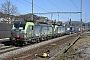 """Siemens 22072 - BLS Cargo """"411"""" 21.02.2019 - GelterkindenMichael Krahenbuhl"""