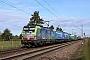 "Siemens 22072 - BLS Cargo ""411"" 19.02.2021 - WiesentalWolfgang Mauser"