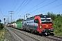 "Siemens 22311 - SBB Cargo ""193 470"" 26.07.2018 - Rheinfelden AurgartenMichael Krahenbuhl"