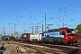 """Siemens 22313 - SBB Cargo """"193 471"""" 13.10.2018 - Basel, Badischer BahnhofTheo Stolz"""
