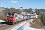 "Siemens 22313 - SBB Cargo ""193 471"" 13.02.2021 - VillnachernRené Kaufmann"
