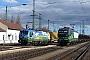 """Siemens 22456 - GySEV Cargo """"193 837"""" 04.02.2021 - Budapest-FerencvárosCsaba Szilágyi"""