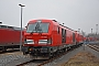 """Siemens 21762 - DB Cargo """"247 902"""" 10.02.2017 Leipzig-Engelsdorf [D] Marcus Schrödter"""