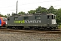 """SLM 5247 - RailAdventure """"421 383-1"""" 14.07.2011 M�nchengladbach-Rheydt,G�terbahnhof [D] Wolfgang Scheer"""