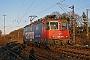 """SLM 5247 - RailAdventure """"421 383-1"""" 16.01.2011 M�nchengladbach-Rheydt,G�terbahnhof [D] Wolfgang Scheer"""