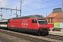 "SLM 5542 - SBB ""460 065-6"" 28.04.2012 - LiestalTheo Stolz"
