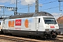 """SLM 5641 - BLS """"465 004-0"""" 07.07.2012 - OstermundigenTheo Stolz"""