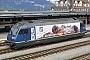 "SLM 5641 - BLS ""465 004-0"" 02.05.2008 - SpiezGunther Lange"