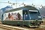 """SLM 5641 - BLS """"465 004-0"""" 22.01.2008 - DomodossolaMichael Krahenbuhl"""
