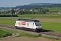 """SLM 5641 - BLS Cargo """"465 004-0"""" 20.09.2019 - WichtrachVincent Torterotot"""