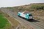 """Vossloh 2224 - Angel Trains """"335 006-3"""" 15.10.2008 Pleitas(Zaragoza) [E] Javier Pena"""