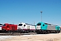 "Vossloh 2225 - Angel Trains ""335 007-1"" 02.07.2009 Madrid-Fuencarral,Depot [E] Antonio Gin�s V�zquez Fern�ndez"