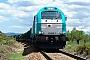 "Vossloh 2226 - Angel Trains ""335 008-9"" 17.06.2008 Caudiel [E] Alexander Leroy"