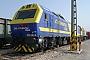"""Vossloh 2294 - Continental Rail """"333.380.4"""" 15.10.2008 Valencia [E] Santiago Baldo Albuixech"""