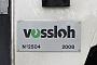 """Vossloh 2504 - Railcare """"68.901-8"""" 16.06.2010 Ostersund [S] Herbert Pschill"""