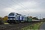"""Vossloh 2505 - Beacon Rail """"4001"""" 03.11.2010 Maintal-Ost [D] Albert Hitfield"""