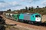 """Vossloh 2512 - Angel Trains """"335 017-0"""" 10.12.2008 Barracas [E] Sergio Moreno Pillo"""