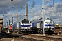 "Vossloh 2638 - Europorte ""4014"" 04.12.2012 Saint-Jory,Triage [F] Thierry Leleu"
