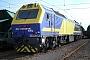 """Vossloh 2295 - Continental Rail """"333.381.2"""" 15.10.2008 Valencia [E] Santiago Baldo Albuixech"""